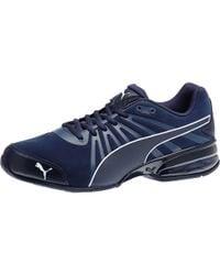 PUMA   Blue Cell Kilter Nubuck Men's Training Shoes for Men   Lyst