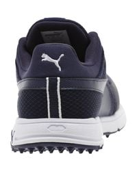 PUMA - White Grip Sport Men's Golf Shoes for Men - Lyst