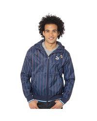 PUMA - Multicolor Mcs Tennis Jacket for Men - Lyst