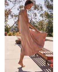 Rachel Pally - Multicolor Rib Cora Dress - Maple Sugar - Lyst