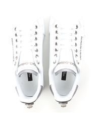 Dolce & Gabbana - White Shoes For Women - Lyst