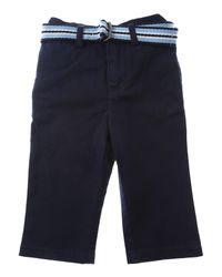 Ralph Lauren - Blue Baby Pants For Boys On Sale for Men - Lyst