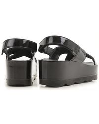 Prada - Black Shoes For Women - Lyst