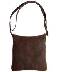 Etro - Brown Handbags - Lyst