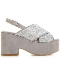 Strategia - Gray Shoes For Women - Lyst