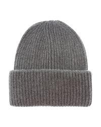 Golden Goose Deluxe Brand - Gray Hat For Women On Sale for Men - Lyst