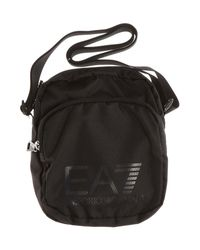 Emporio Armani - Black Bags For Men for Men - Lyst