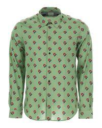 Paul Smith - Green Clothing For Men for Men - Lyst