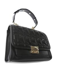 Karl Lagerfeld Black Handbags