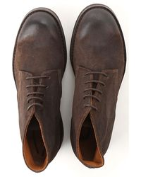 Pantanetti - Brown Shoes For Men for Men - Lyst