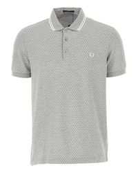 Fred Perry - Gray Clothing For Men for Men - Lyst