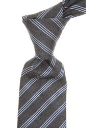 Dior - Gray Ties for Men - Lyst