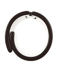 Furla - Black Bracelet For Women On Sale In Outlet - Lyst