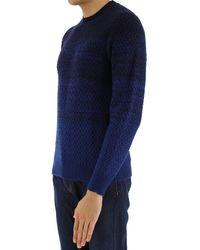 Drumohr - Blue Clothing For Men for Men - Lyst