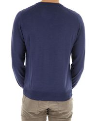 Brunello Cucinelli - Blue Clothing For Men for Men - Lyst