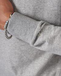 Rag & Bone - Gray Standard Issue Sweatshirt for Men - Lyst