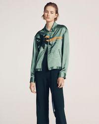 Rag & Bone - Green Roth Jacket - Lyst