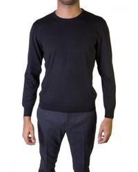Ones | Black Crew Neck Sweater for Men | Lyst