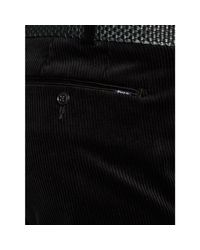 Polo Ralph Lauren - Black Stretch Slim-fit Corduroy Pant for Men - Lyst