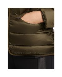 Polo Ralph Lauren - Multicolor Water-repellent Down Jacket - Lyst