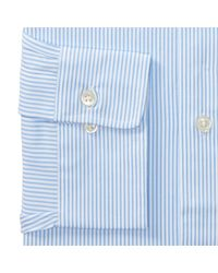 Polo Ralph Lauren - Blue Slim Fit Cotton Dress Shirt for Men - Lyst