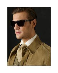 Ralph Lauren - Black Safari Sunglasses for Men - Lyst