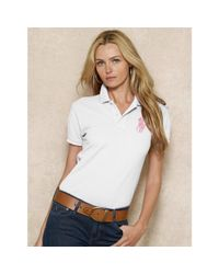 Pink Pony - White Pink Pony Classic Fit Polo - Lyst