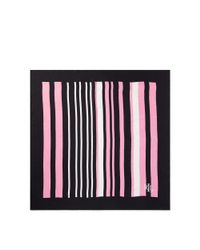 Ralph Lauren - Multicolor Striped Silk Scarf - Lyst