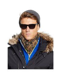 Ralph Lauren - Brown Nautical-striped Sunglasses for Men - Lyst