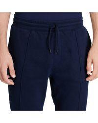 Polo Ralph Lauren - Blue Estate-rib Cotton Jogger Pant for Men - Lyst