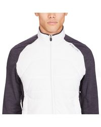 Ralph Lauren | White Stretch Wool Jacket for Men | Lyst