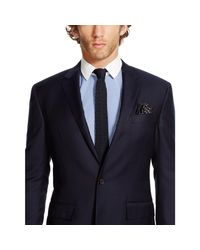 Polo Ralph Lauren - Blue Polo Wool Twill Suit for Men - Lyst