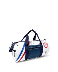 Polo Ralph Lauren - Blue Team Usa Sailcloth Duffel for Men - Lyst