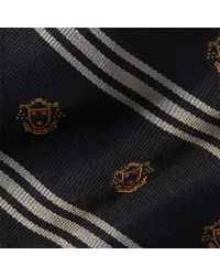 Polo Ralph Lauren - Black Vintage-inspired Silk Tie for Men - Lyst