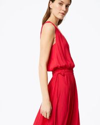 Ramy Brook - Red Hailey Dress - Lyst