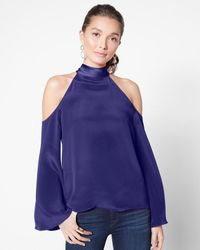 Ramy Brook - Blue Serena Top - Lyst