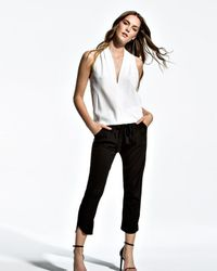 Ramy Brook - Black Allyn Pant - Lyst