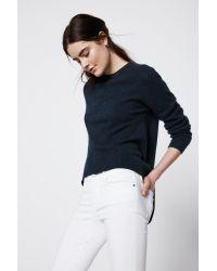 Rebecca Minkoff | Blue Davis Sweater | Lyst