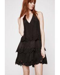 Rebecca Minkoff | Black Rica Dress | Lyst