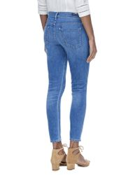 Rebecca Taylor - Multicolor Citizens Of Humanity Avedon Skinny Ankle - Lyst