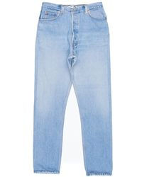 Re/done - Blue No. 2627hrac1110472 - Lyst