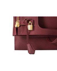 Tom Ford - Red Medium Alix Shoulder Bag 41cm - Lyst