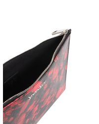 Givenchy - Red Medium Pouch - Lyst