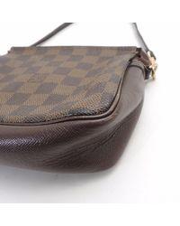 Louis Vuitton - Brown Damier Canvas Truth Make-up Handbag N 51982 - Lyst