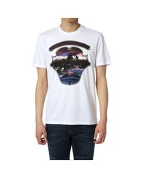 Givenchy - Brown Men's T-shirt for Men - Lyst