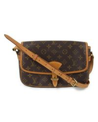 9a01b2b61c8a Louis Vuitton. Women s Brown Sologne Shoulder Bag Monogram Canvas M42250