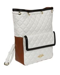 Moschino - Multicolor Synthetic Leather Backpack - Lyst
