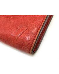 Louis Vuitton - Orange Portefeuille Curieuse Wallet Bi-fold Monogram Empreinte M60302 - Lyst