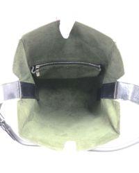 Louis Vuitton - Sac Seau Black Epi Leather Shoulder Bag - Lyst