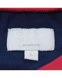 Supreme - Natural T Shirt Beige L for Men - Lyst